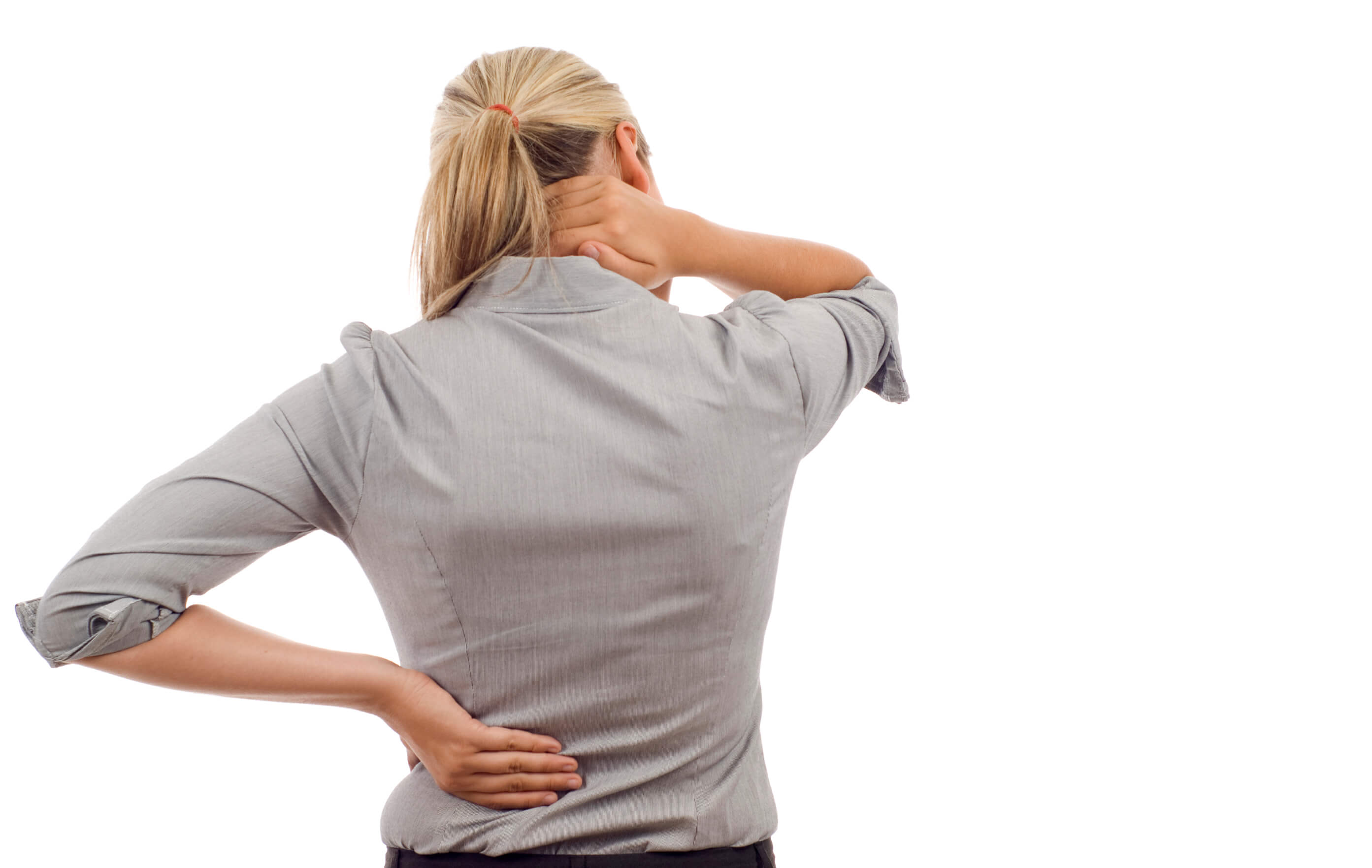 Fibromyalgia with Back pain